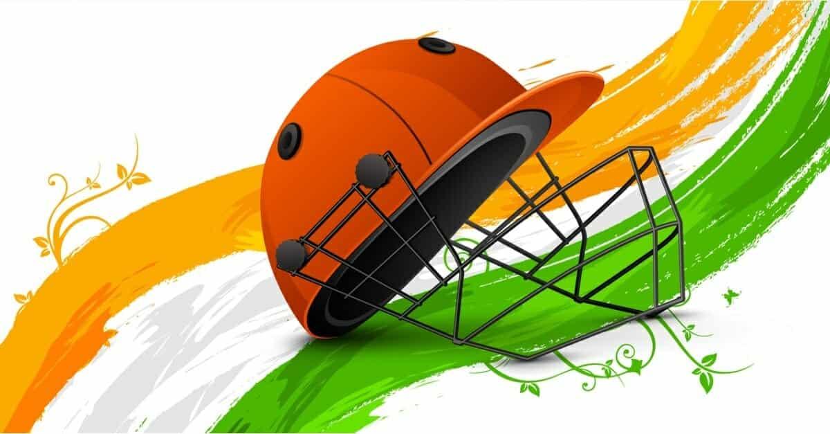 CBI Indian Cricket Helmet
