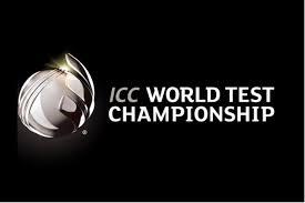 ICC World Test Cricket Logo