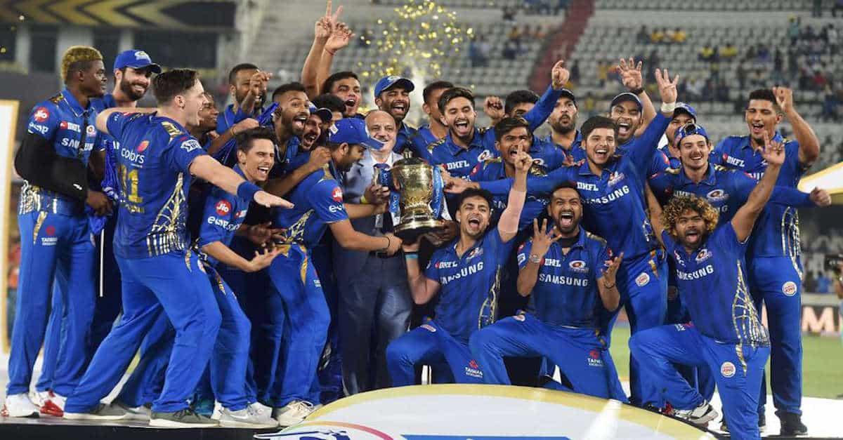 IPL 2019 final
