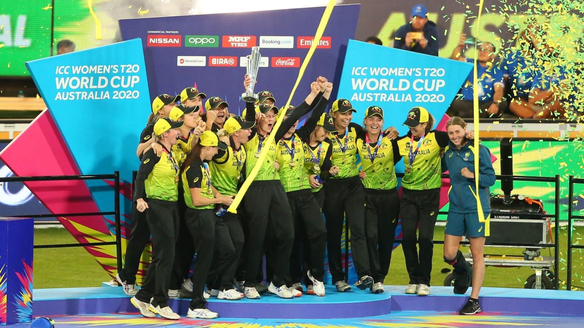 Australia's Women dominated the World T20