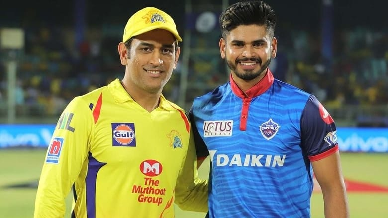 MS Dhoni and Shreyas Iyer will face each other