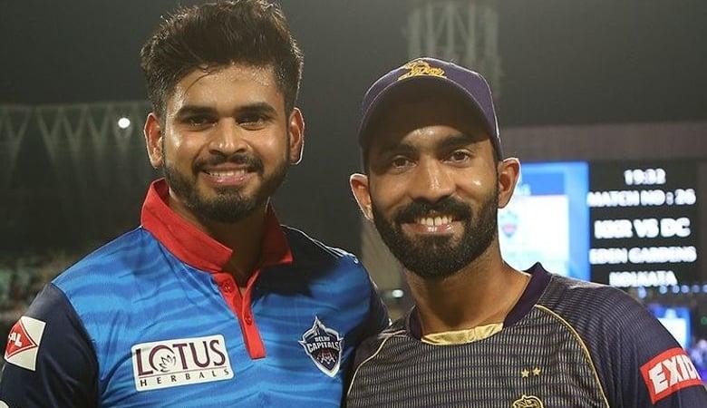 Shreyas Iyer and Dinesh Karthik will captain