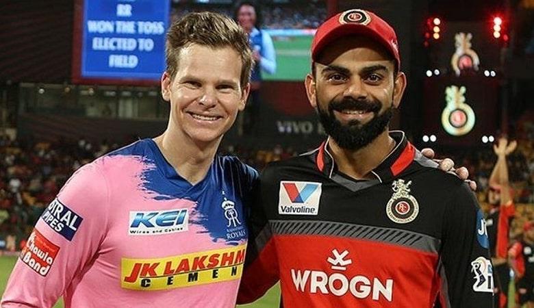 Steve Smith and Virat Kohli are the captains