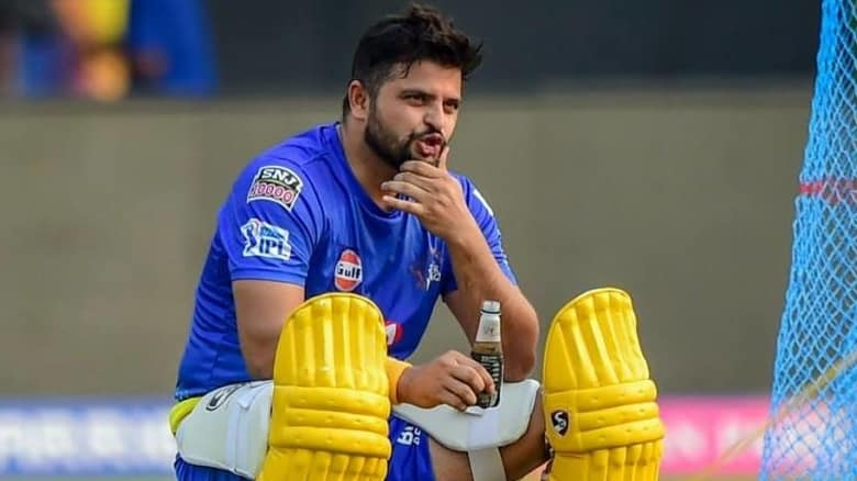 Suresh Raina chose to leave the CSK bubble