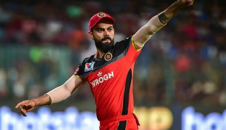 Virat Kohli is captain of India and RCB