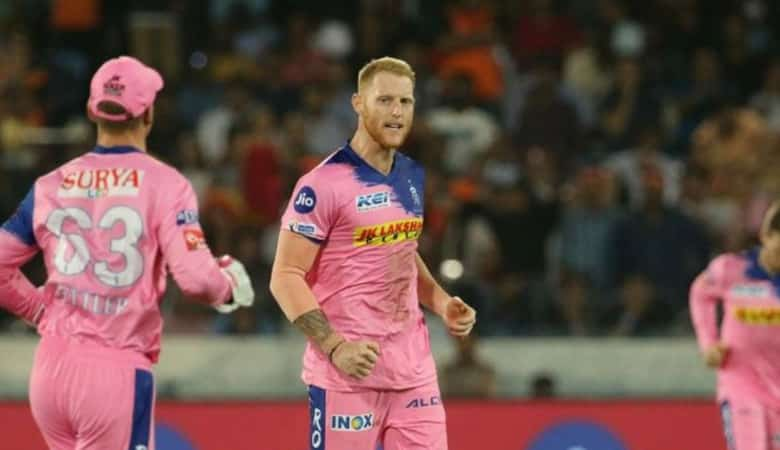 Ben Stokes will play his second game of the tournament