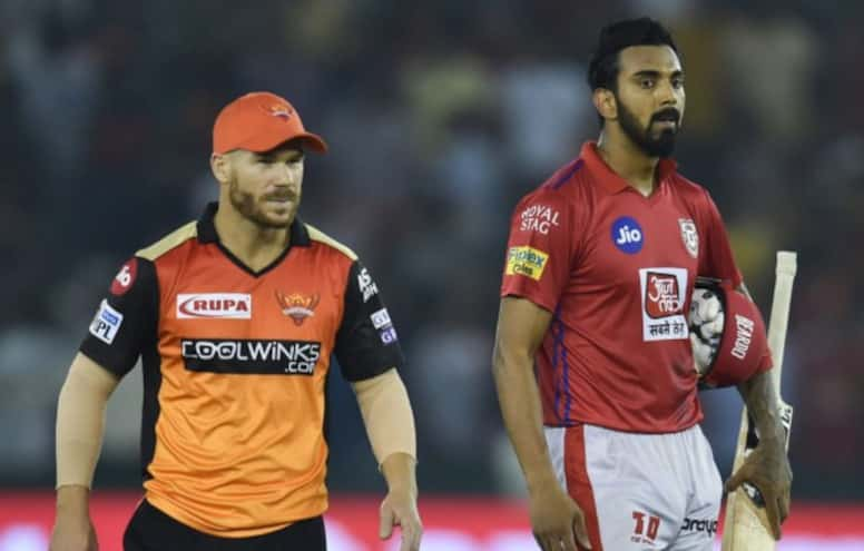 David Warner and KL Rahul will captain against each other