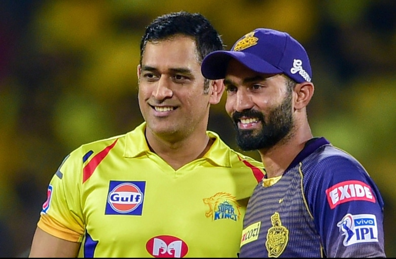 MS Dhoni and Dinesh Karthik will lead the sides in Abu Dhabi