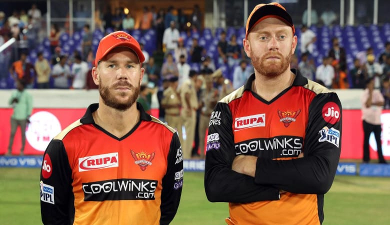 A lot of the Sunrisers' success is down to David Warner and Jonny Bairstow