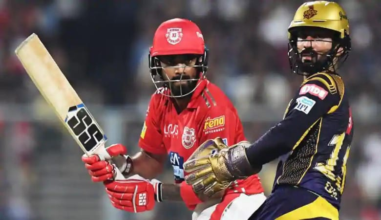 KL Rahul will lead his struggling side against Dinesh Karthik's Knight Riders