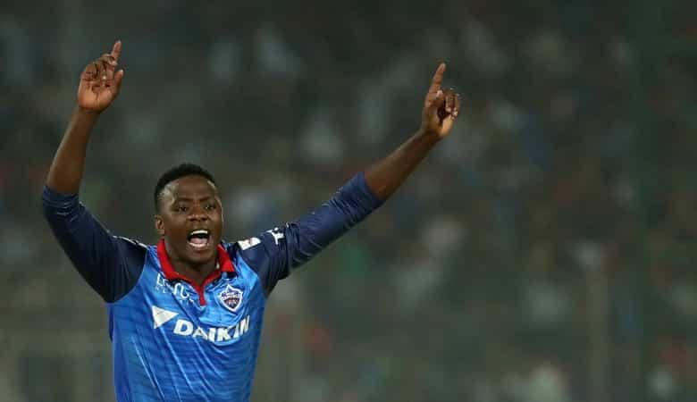 Kagiso Rabada is the leading wicket-taker