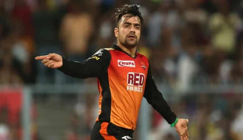 Rashid Khan went wicketless in the last game