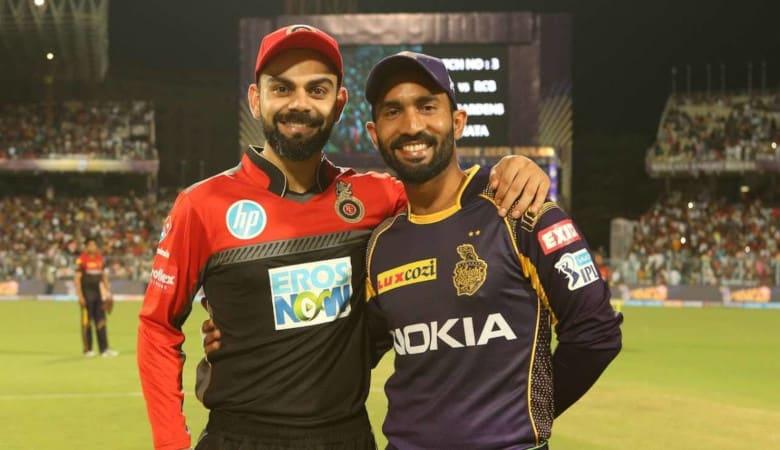 Two in-form sides meet, led by Virat Kohli and Dinesh Karthik