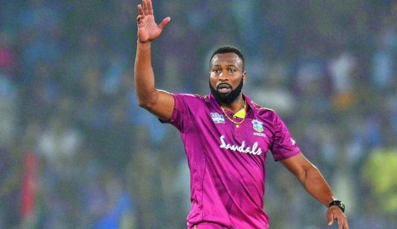 Kieron Pollard will lead the Windies in the T20 series
