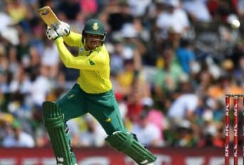 Quinton de Kock will lead South Africa in their first match since the pandemic