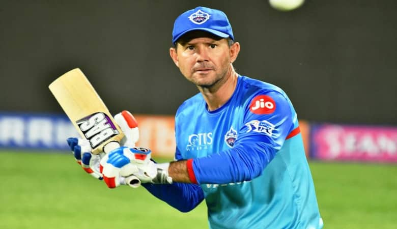 Ricky Ponting is a former Mumbai Indians player and current coach of the Capitals
