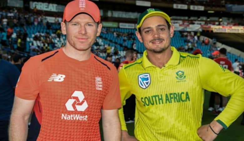 Eoin Morgan and Quinton de Kock are the two captains