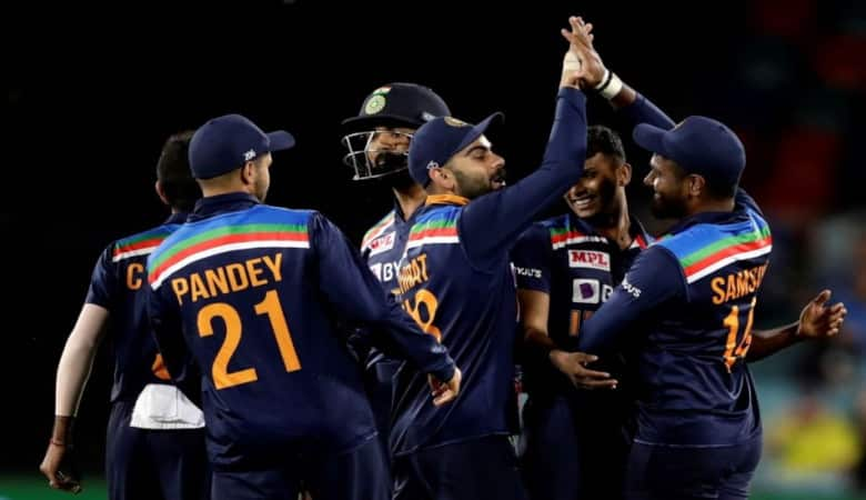 India got off to a winning start in the T20 series