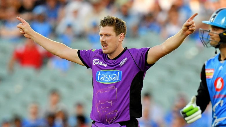 James Faulkner has played a big role in the early stages for the Hurricanes