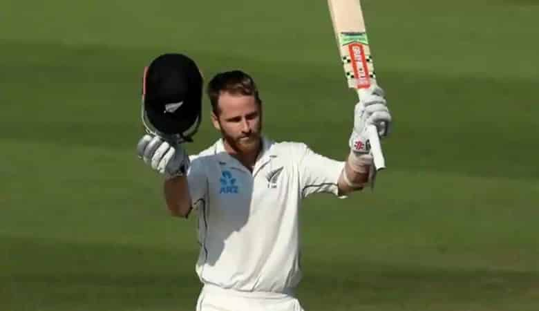 Kane Williamson hit a double century in the opening game