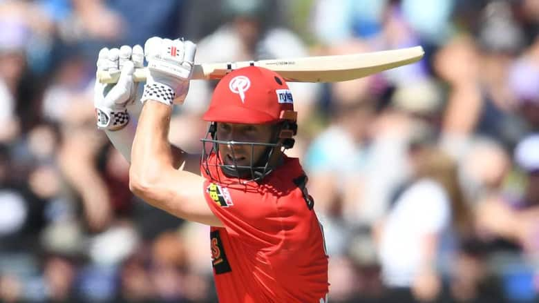 Shaun Marsh is the leading scorer for the Renegades so far this year