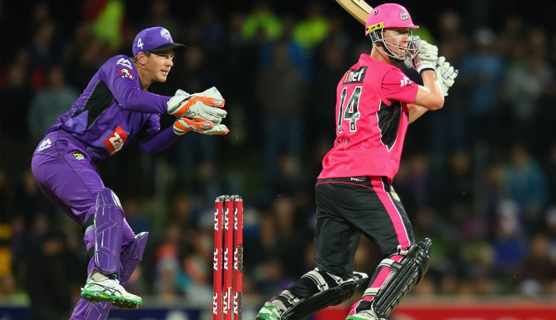 Sydney Sixers begin their Big Bash League defence against the Hurricanes