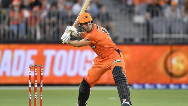 Mitch Marsh has been a key player in the middle order for the Scorchers