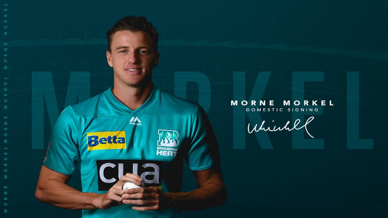 Morne Morkel Brisbane Heat BBL