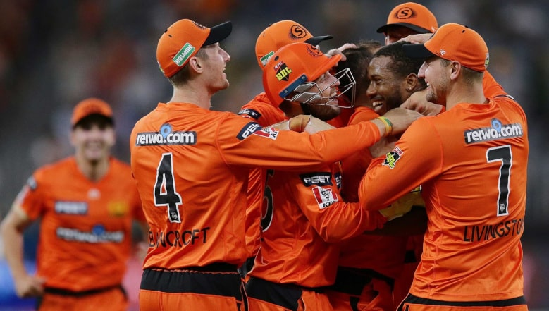 Perth Scorchers are favourites to win the BBL this year