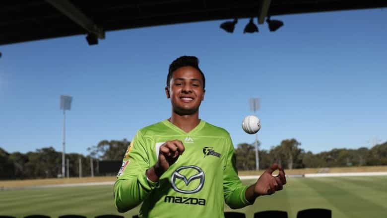 Tanveer Singha has been a surprise package for Sydney Thunder