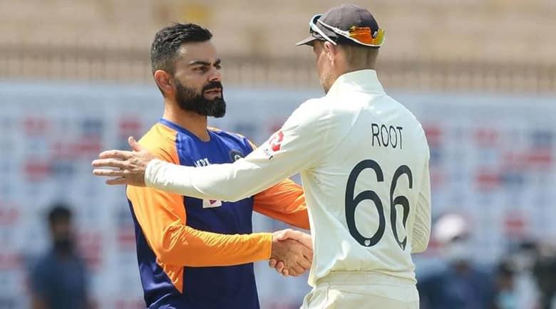 Joe Root got the better of Virat Kohli in the first Test
