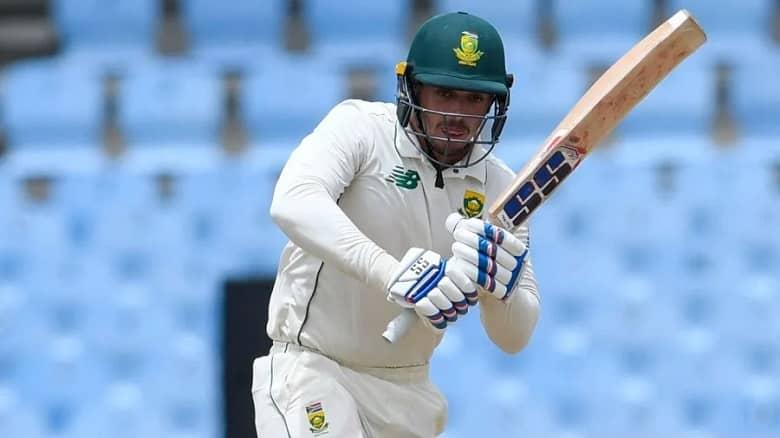 Quinton de Kock South Africa Wicketkeeper Batsman West Indies vs South Africa Test Series 2021 Batsmen who dominated this week