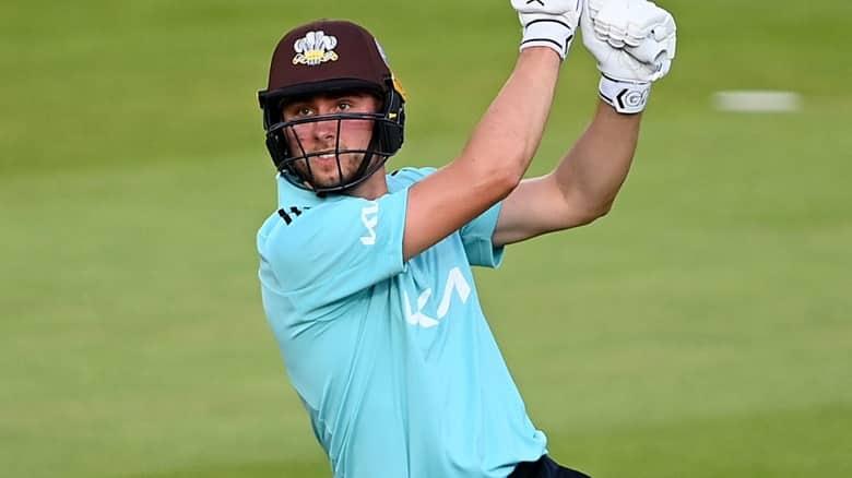 Will Jacks Somerset vs Surrey Vitality T20 Blast 2021