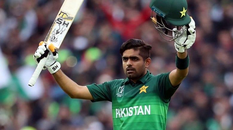 Babar Azam England vs Pakistan 2nd T20I 2021