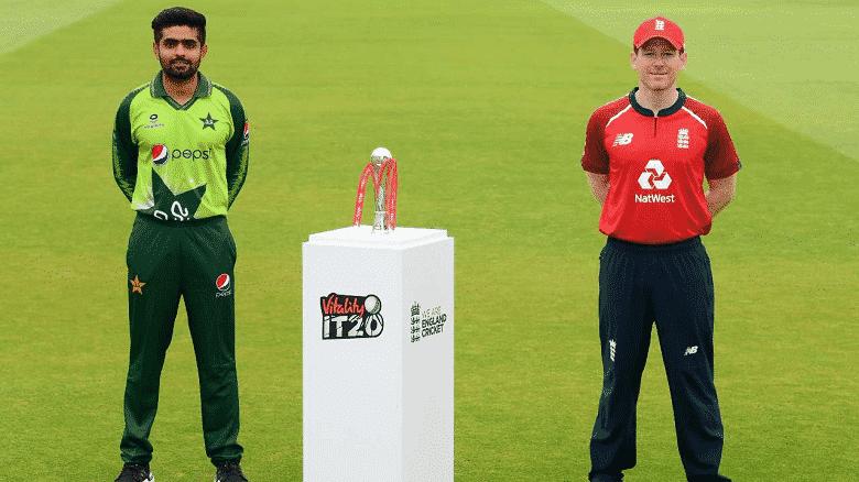 Eng vs Pak 1st T20 Cricket Bet