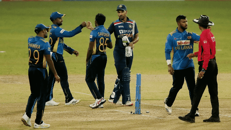 India vs Sri Lanka 2nd T20 international 1