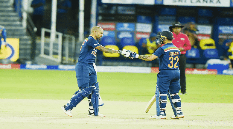 India vs Sri Lanka match report 1