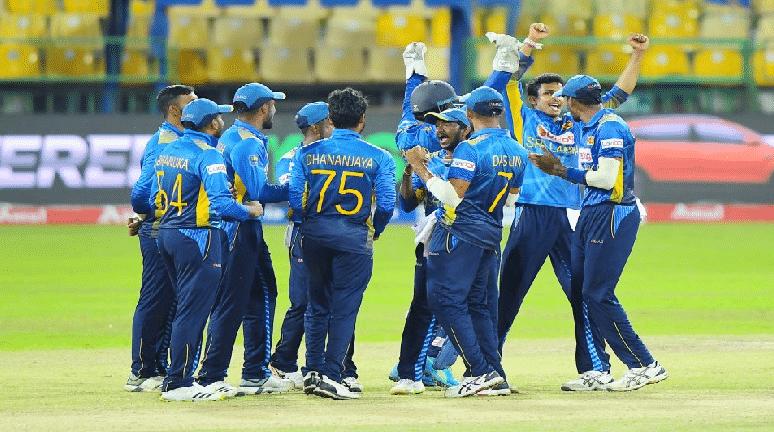 Sri Lanka vs India third ODI