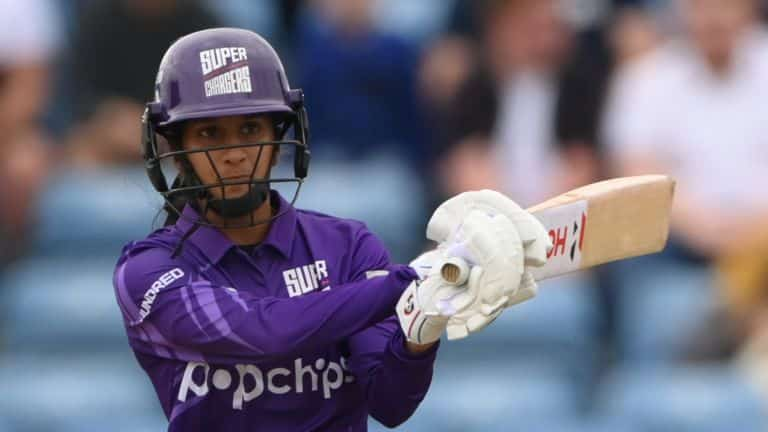 Jemimah Rodrigues The Hundred 2021 Northern Superchargers