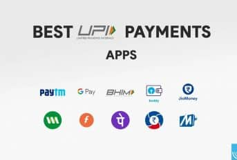 best upi payment methods